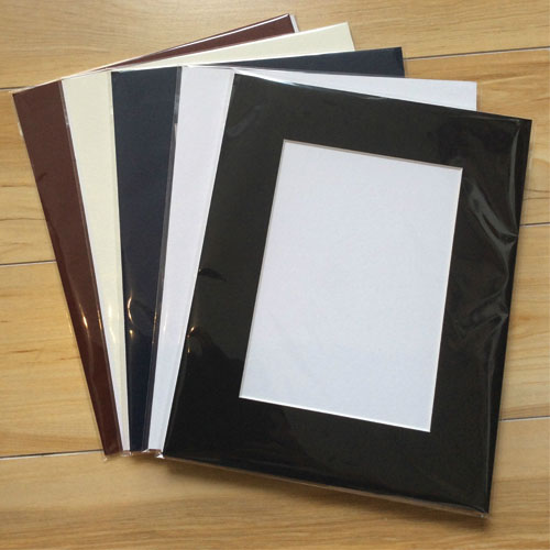 Various Sizes PACK OF 10 A4 A3 Picture And Photo Mounts Frames Mounts
